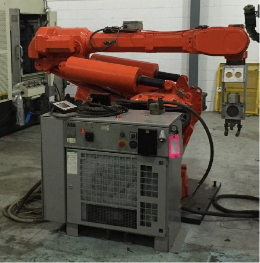 Used ABB 6400 Foundry Plus Robot #4807