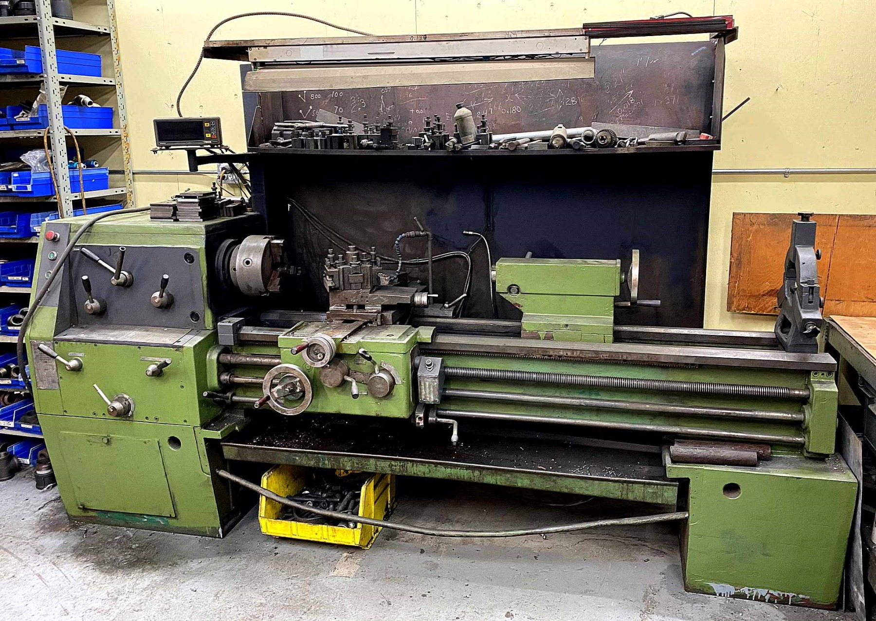 Used AFM TUG-40 Universal Lathe Machine #4778