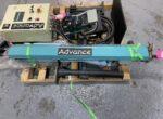 Used Advance SRL-250 Sprayer For Die Casting #4593