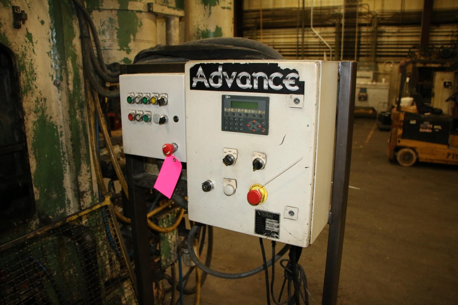 Used Advance SRL-250 Sprayer For Diecasting #4707