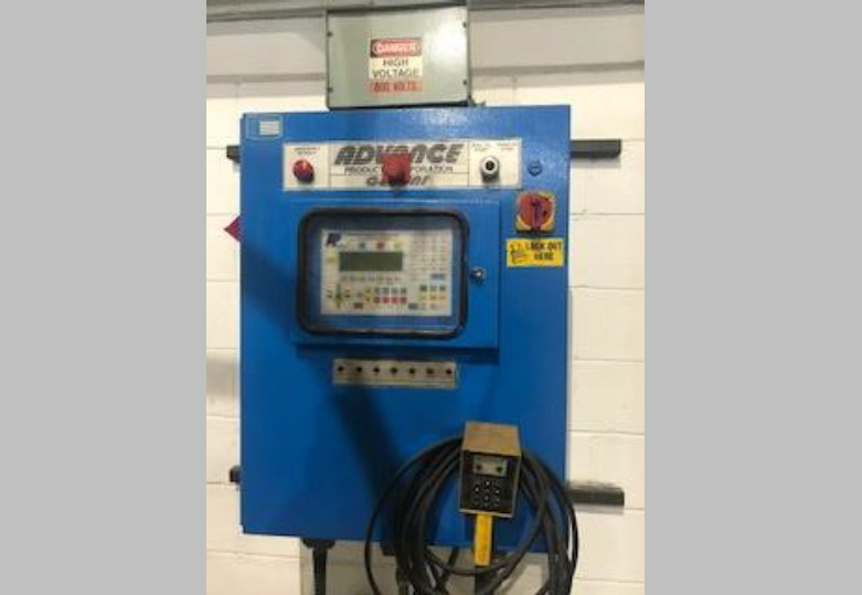 Used Advance Sprayer For Diecasting #4805