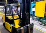 Used Caterpillar T125D Forklift #4776