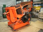 Used Hall 3HS Tilt Pour Molding Gravity Die Casting Machine #4672