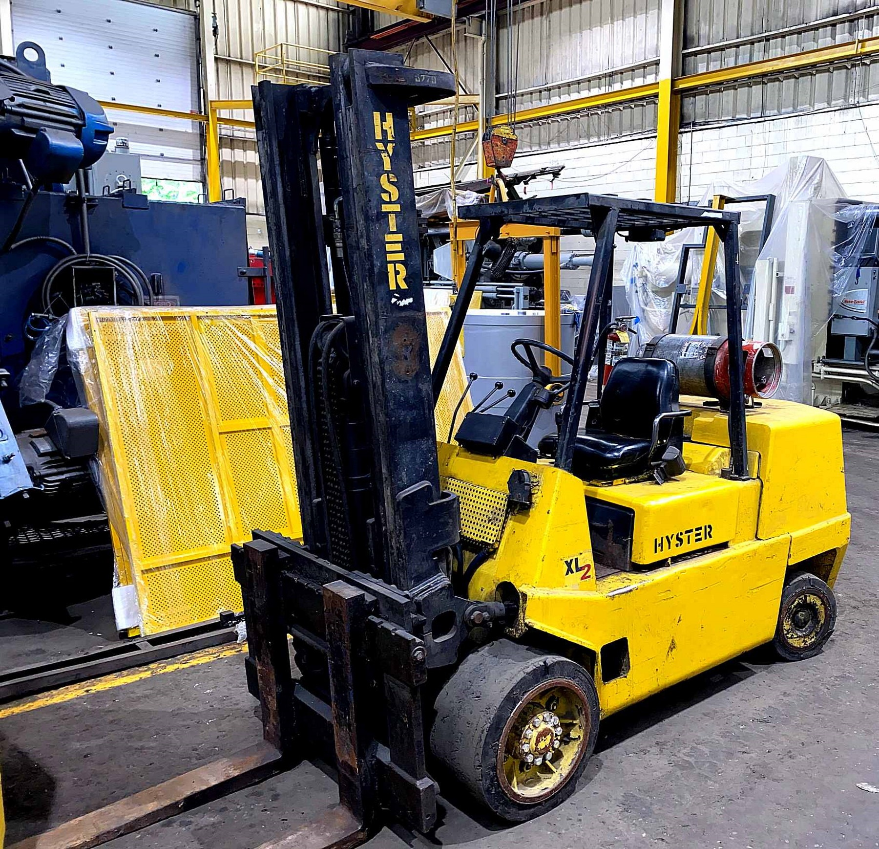 Used Hyster S120XL Lift Truck #4777
