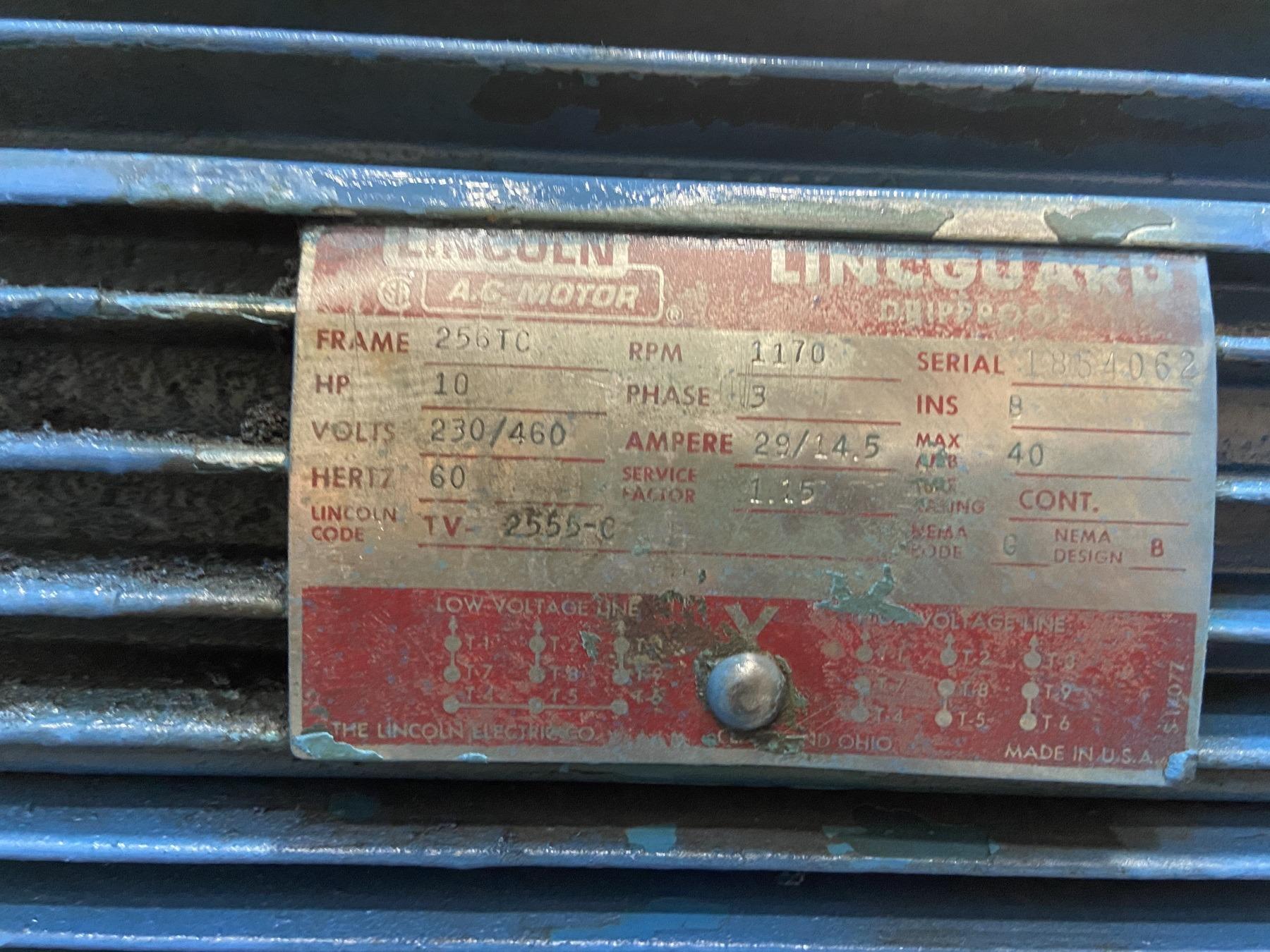 Used Kard 30 Ton Trim Press Die Casting #4664