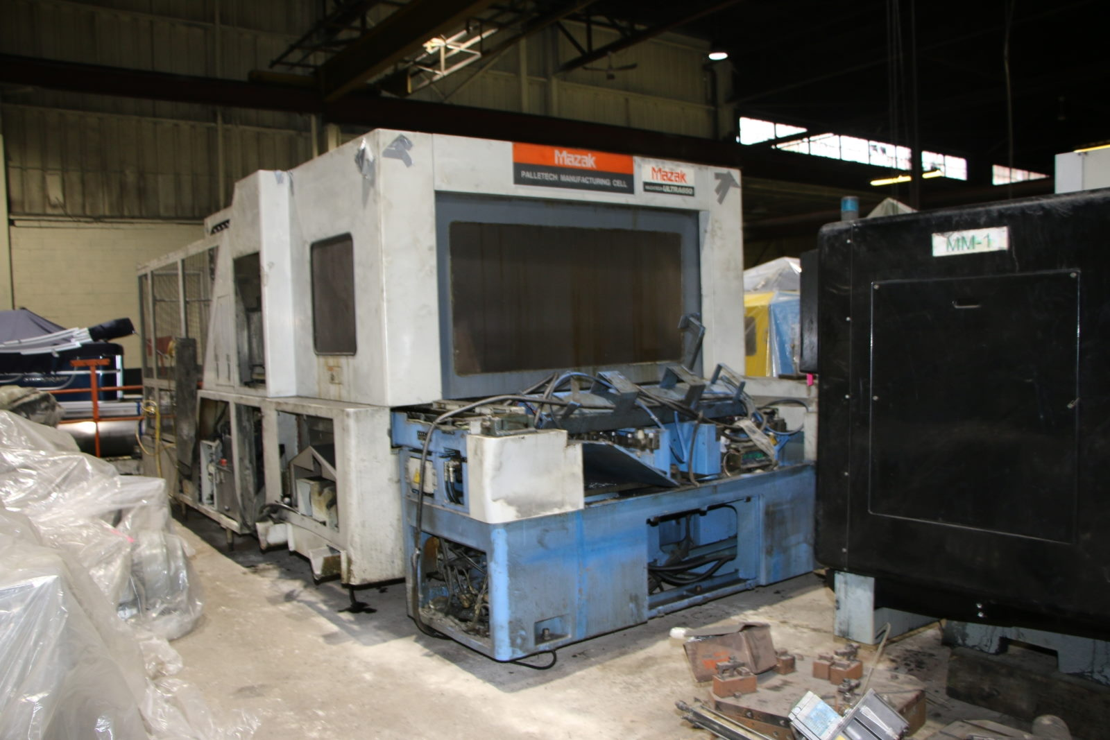 Used Mazak Ultra 650 Horizontal CNC Machine #4622