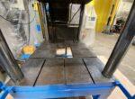 Used Metal Mechanics 50 Ton Trim Press Die Casting #4785