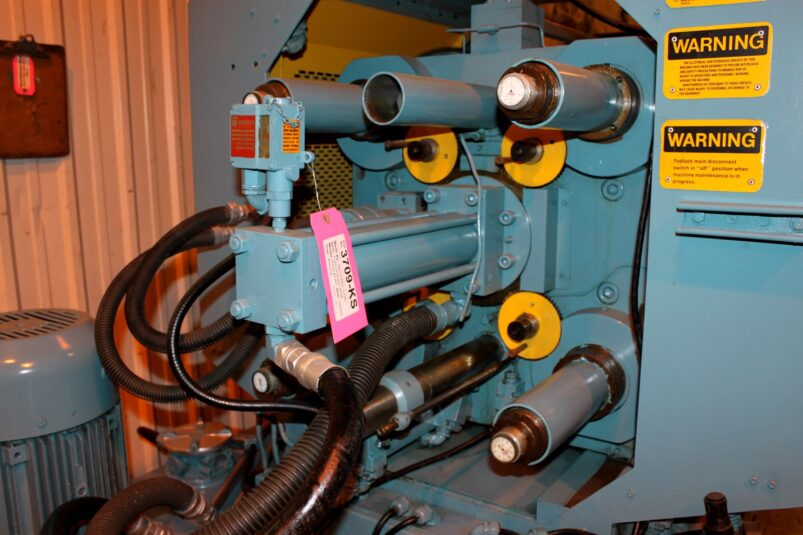 Used National 150 Ton Cold Chamber Die Casting Machine #3709