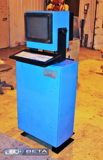 Used Vickers SCS-2000 Shot Monitoring System #4076