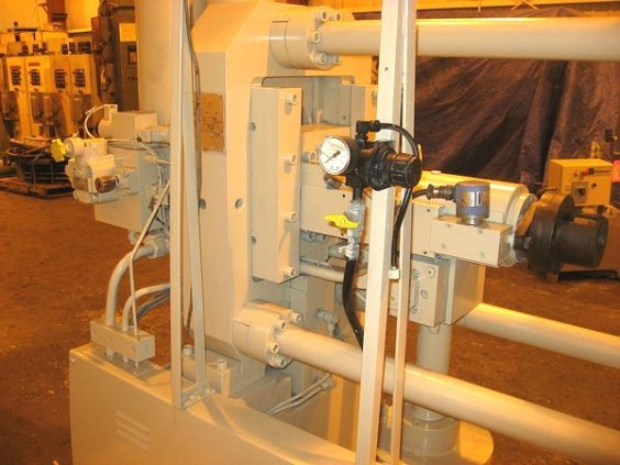 Used Frech 138 Ton Cold Chamber Die Casting Machine #3735