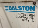 Used Balston Nitrogen Generator #4830
