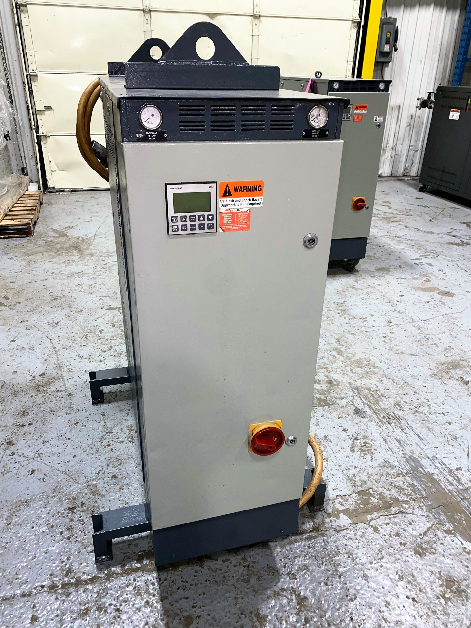 Regloplas Hot Oil Temperature Control Unit