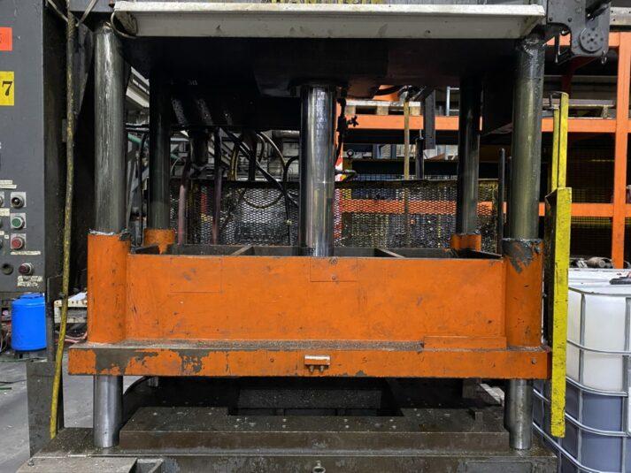 Used Hannifin 50 Ton Trim Press Die Casting #4875