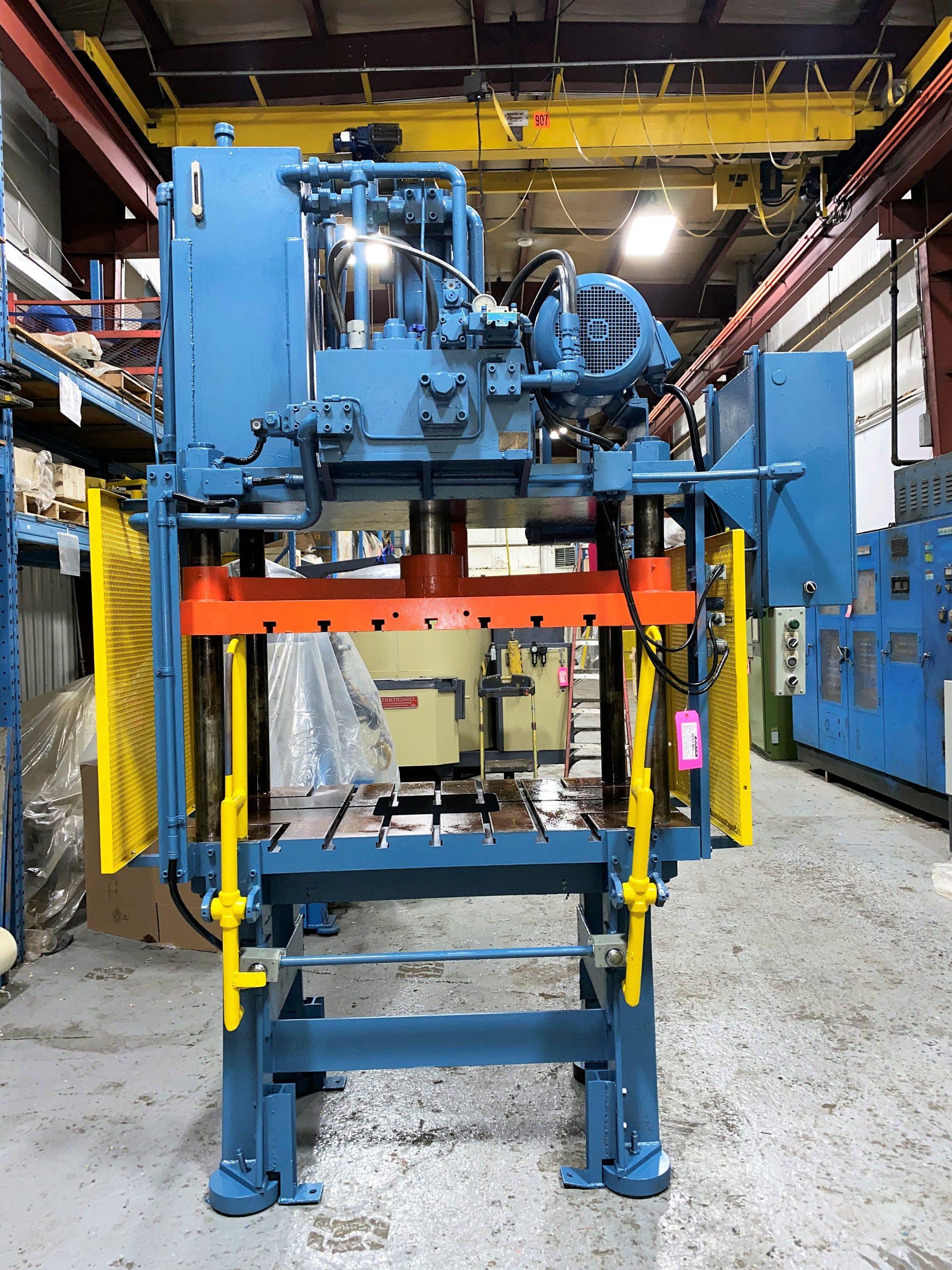 Used Trim Press 30 Ton BIRCH