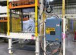 Used Metal Mechanics 75 Ton Trim Press Die Casting #4836