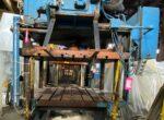 Used BIRCH 30 Ton Trim Press Die Casting #4843