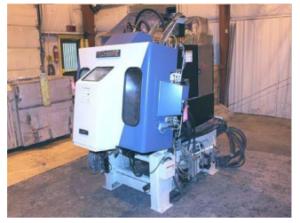 Multi-Slide Hot Chamber Die Casting Machine For Zinc