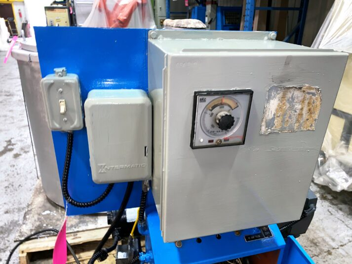 Gas Melting and Holding Furnace