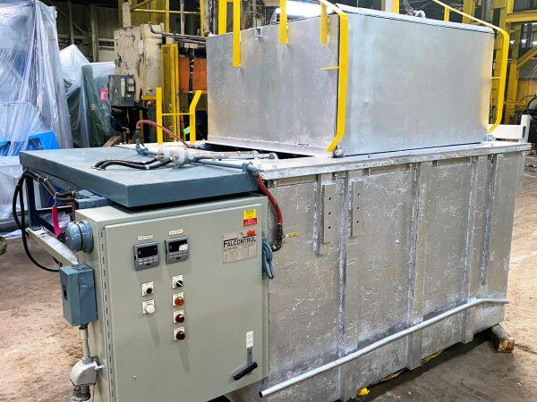 Zinc Gas Melting Furnace