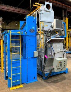 Melting Aluminum Gas Furnace